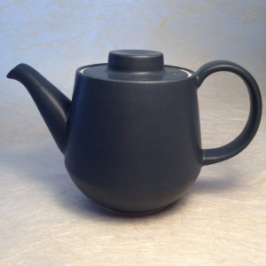 Theekanmarine/Tea pot dark blue