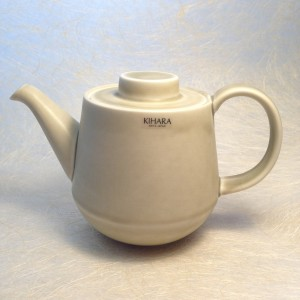 Thee kan beige/Tea pot beige.